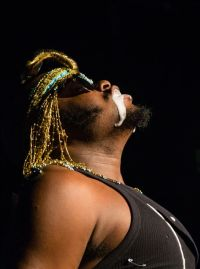 BLACK MALE REVISITED (XPN/ Jaamil Kosoko): Fringe review 71