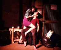 SOMETIMES CALLIE AND JONAS DIE (Poison Apple Initiative): 2015 Fringe review 28