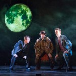 Henry Clarke, Matt Zambrano, and Ron Menzel in Philadelphia Theatre Company's BASKERVILLE: A SHERLOCK HOLMES MYSTERY (Photo credit: Mark Garvin)