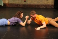 SHOW NO SHOW (Gabrielle Revlock & Aleksandr Frolov): Moving relationships