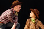 It's Family Friendly But It Still Has Hot Cowboys: Quince director Rich Rubin on RODEO by Philip Dawkins
