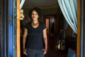 Philadelphia poet laureate Yolanda Wisher. Photo by Ryan Collerd.