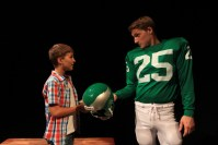 TOMMY & ME (Theatre Exile): Theatrical touchdown