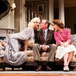 Eleanor Handley as Elvira, Ian Merrill Peaks as Charles, and Karen Peaks as Ruth. Photo by Lee A. Butz.