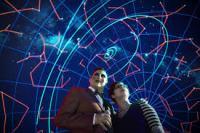 THE ELEMENTARY SPACETIME SHOW (César Alvarez): 2016 Fringe review 68.1