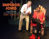 Talking EMPEROR JONES: Interview with the director and cast of O'Neill's tragedy at the South Camden Theatre Company