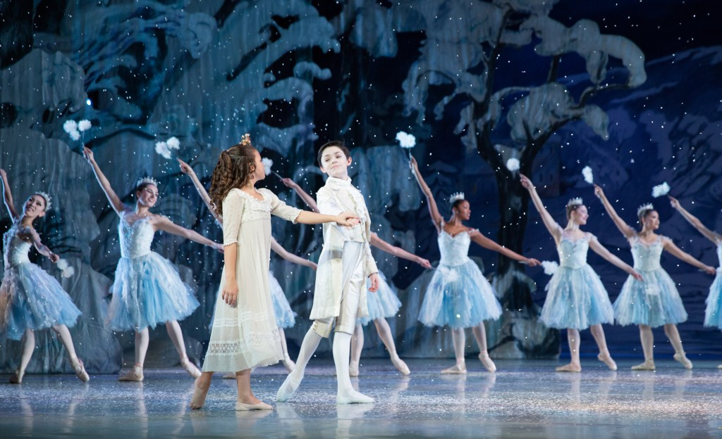 review Pennsylvania Ballet George Balanchine's THE NUTCRACKER