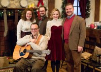 Welsh Christmas in Philadelphia: Interview with the cast of Walnut Street Theatre's A CHILD'S CHRISTMAS IN WALES