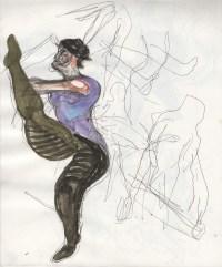 Dance in Sketch: MALPASO DANCE COMPANY (NextMove Dance)