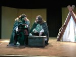 MAKING HISTORY (Irish Heritage Theatre): A very human Irish history play