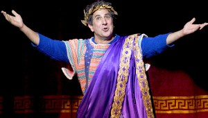 A FUNNY THING HAPPENED ON THE WAY TO THE FORUM-Walnut Street Theatre