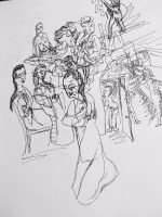 Fringe in Sketch: HOME (Geoff Sobelle)