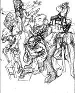 Fringe in Sketch: MARX IN SOHO (Iron Age)