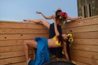 MUJERES (Evalina Carbonell and Annielille Gavino): 2017 Fringe review