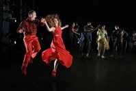 BLOOD WEDDING (Wilma): Movement in the veins