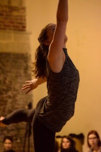 POP-UP PERFORMANCE ON EAST PASSYUNK (Megan Flynn Dance Company): By the warmth of two new works