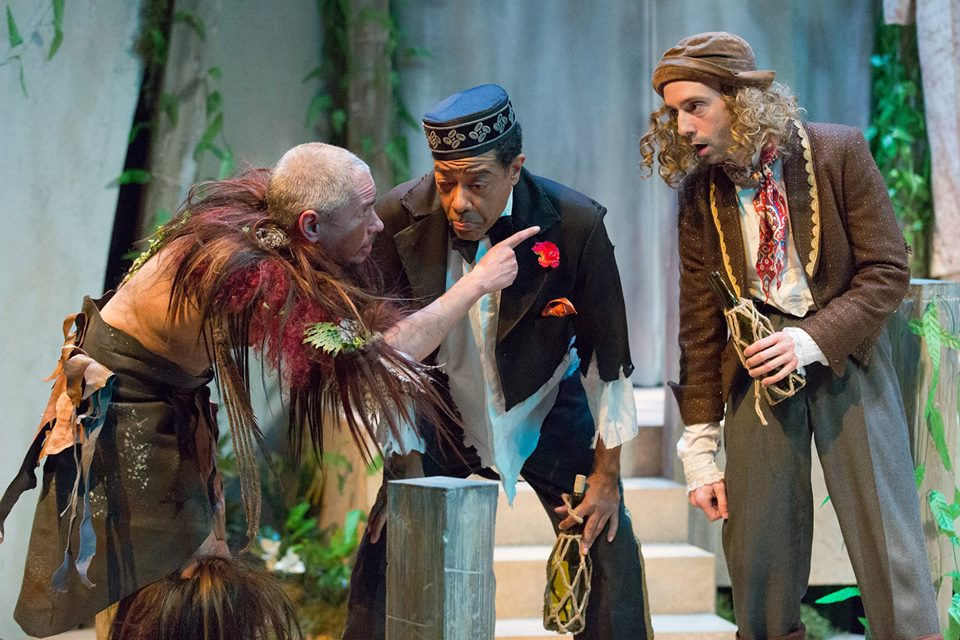 the tempest lantern theater review image