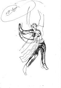 Dance in Sketch: STRANGE DREAMS (Anne-Marie Mulgrew & Dancers Co)