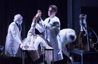 FRANKENSTEIN; OR THE MODERN PROMETHEUS (Quintessence Theatre): It's Alive!!