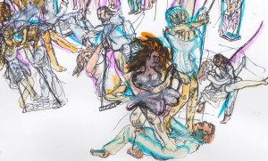 plunge sketch 2
