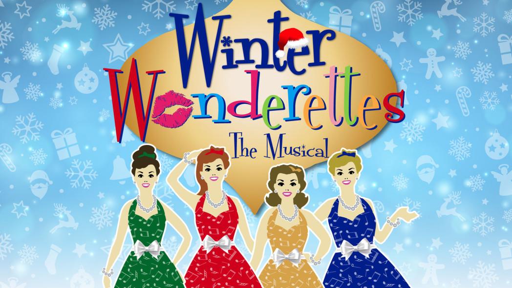 11. Winter Wonderettes at the Walnut Street Theatre, flyer