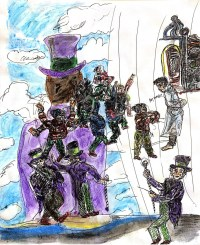Musical in Sketch: CHARLIE AND THE CHOCOLATE FACTORY (touring production)