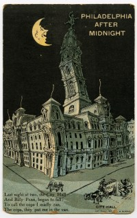 A dilettante at large considers Philly After Dark at the Athenaeum