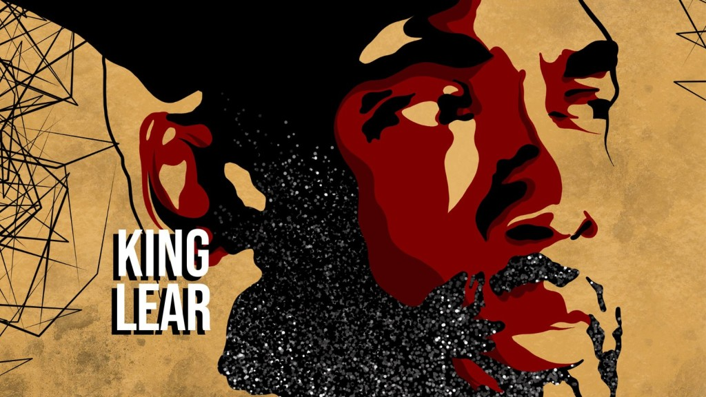 2. King Lear poster