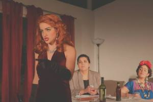 Las Mujeres, Power Street Theatre, 2018.