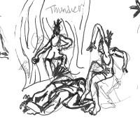 Dance in Sketch: KUN-YANG LIN/DANCERS (NextMove Dance)