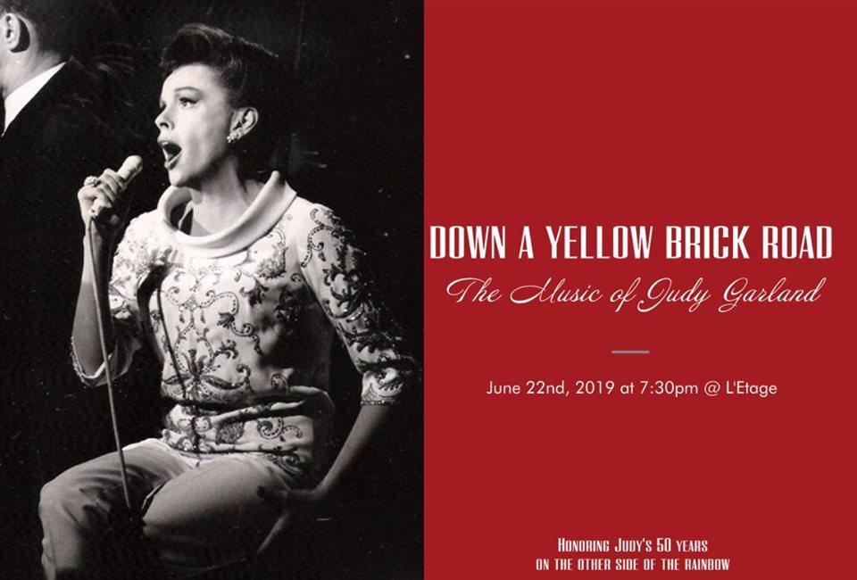 5. Down a Yellow Brick Road poster, June 22, 2019.