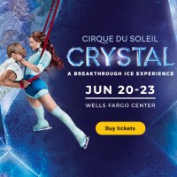 Cool as Ice: Cirque du Soleil hits the ice with CRYSTAL