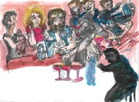 Theater in Sketch: GINTRY (Die-Cast Productions)