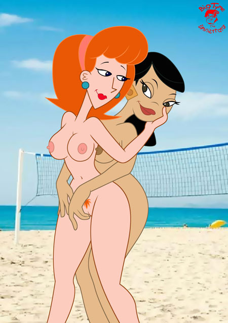 Isabella From Phineas And Ferb Naked
