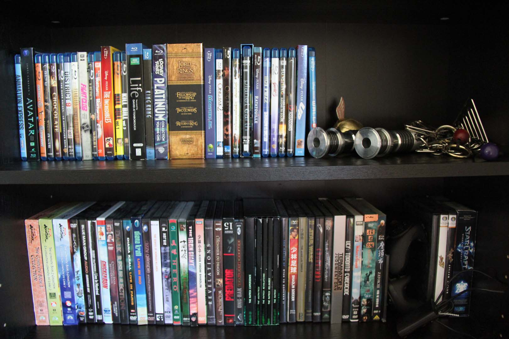 Filmsammlung Show Off Your Movie Collection (page 1) — Off Topic
