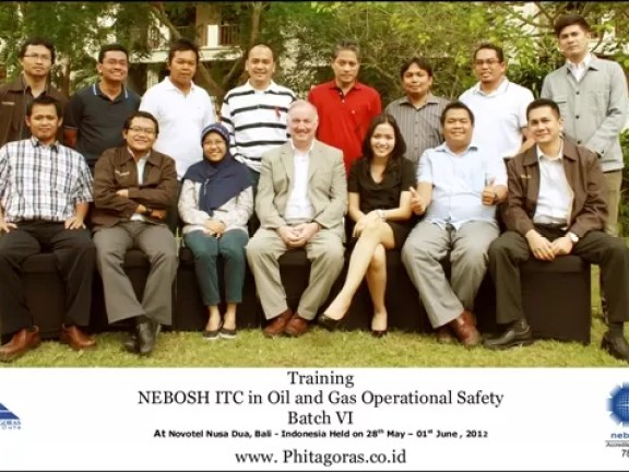 training nebosh ITC in Oil and Gas Operational Safety