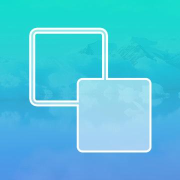 Photoshop Basics Foreground and Background Colors - PHLEARN - basic blue background