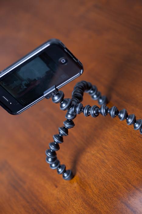 iPhone on GorillaMobile