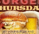 Get your burger and boot scoot & boogie on with free burgers at Cowboys Saloon
