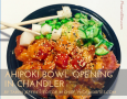 Ahipoki Bowl Opening In Chandler