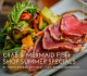 Crab & Mermaid Fish Shop Summer Specials