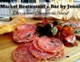 The Market Restaurant + Bar by Jennifer's Spring Menu Cheese & Charcuterie Board