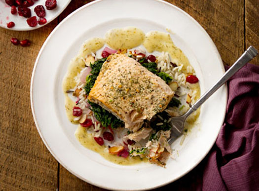BistroMD Roasted Norwegian Salmon