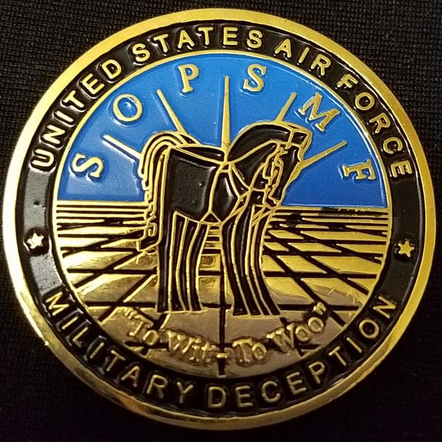 Rare US Air Force Department of the Air Force Office of Operational
