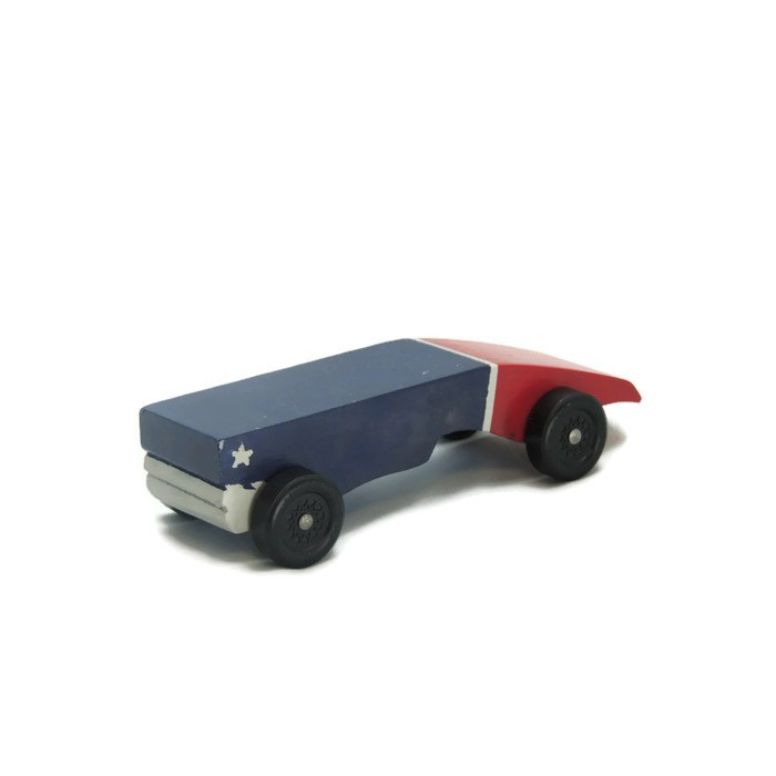 Patriot derby car template - pinewood derby template