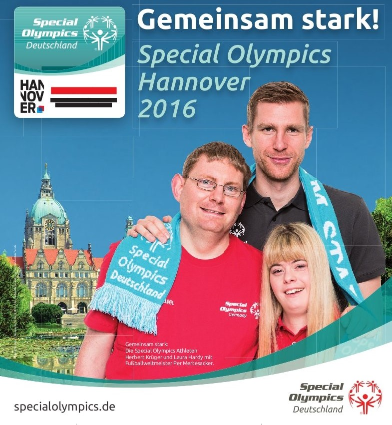 Special Olympics National Games 06.06.2016 – 10.06.2016