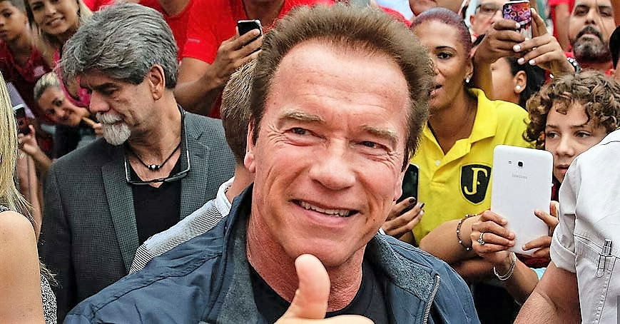 Arnold Schwarzenegger wird HEUTE 69