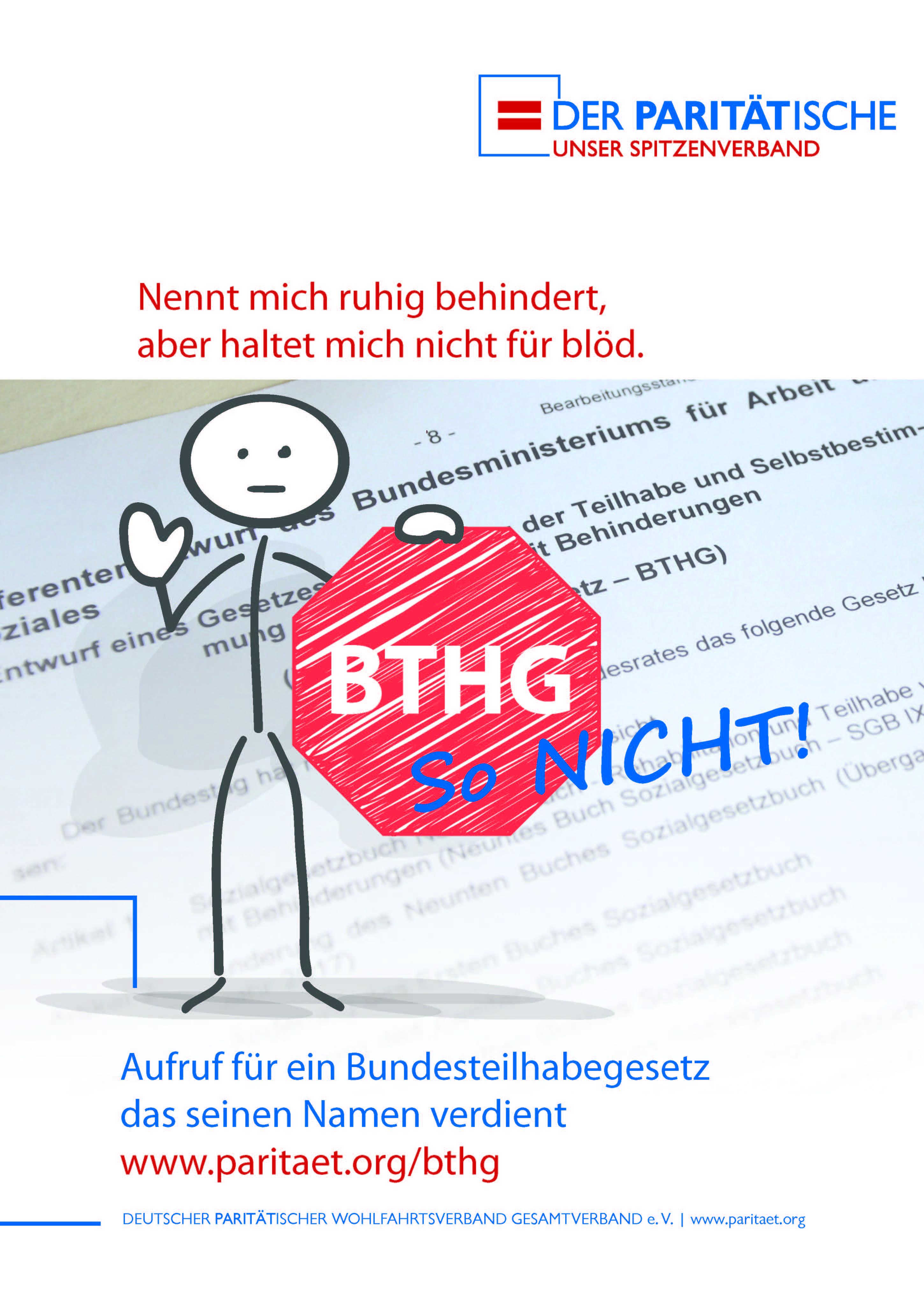 Bundesteilhabegesetz (BTG)