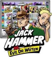 JACK HAMMER SLOTS AT DAZZLE CASINO