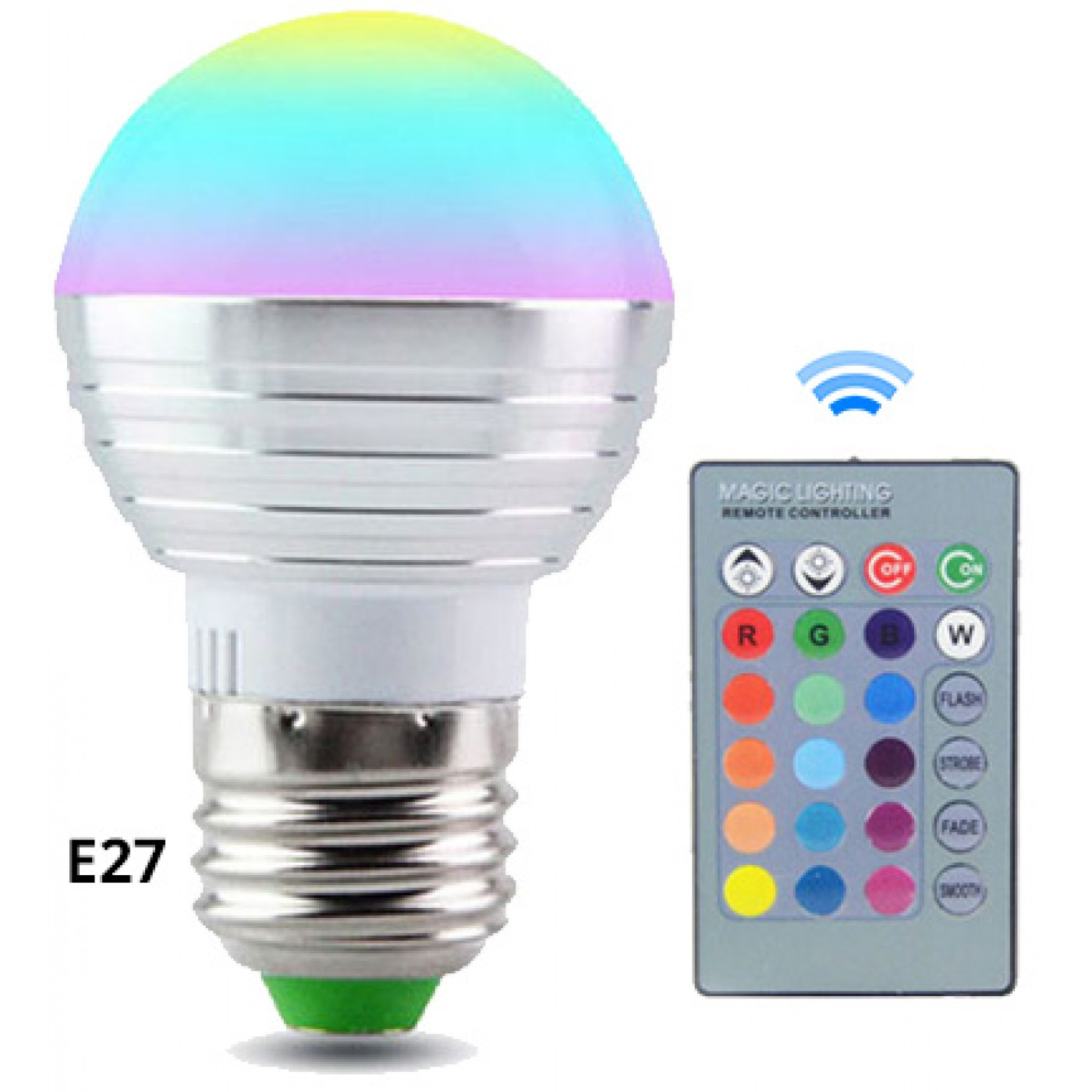 Ampoule Couleur Ampoule Led Couleur Ampoule 20 Leds Couleurs Mr16 Gu5 3